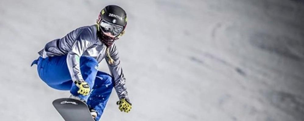 Mondiali snowboard, Moioli è bronzo La vittoria rimane un tabù per Michela