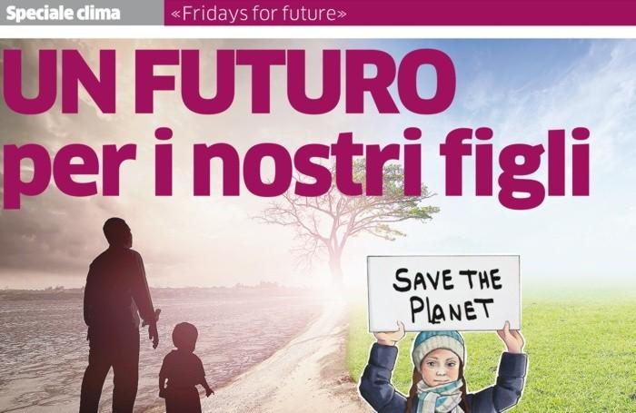 La copertina dell'inserto speciale de L'Eco in edicola giovedì 14