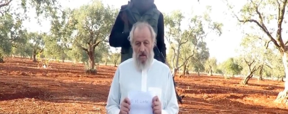 L'annuncio di Conte: libero Zanotti Fu rapito in Siria nell'aprile 2016