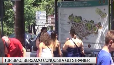 Turismo - In Bergamasca sempre più stranieri
