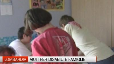 Regione - Aiuti per disabili e famiglie