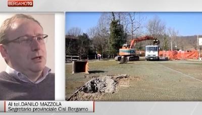 Infortuni - Mazzola (Cisl): Servono più controlli