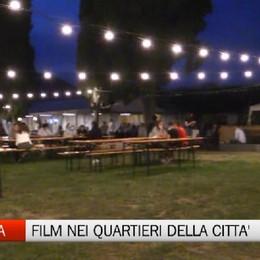 A Bergamo Strade di cinema Film nei quartieri della città