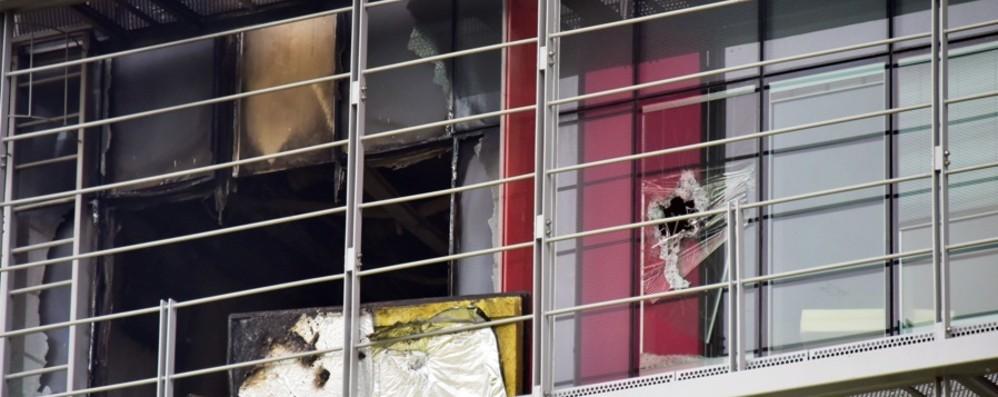 Incendio all'ospedale Papa Giovanni Istituita una commissione tecnica