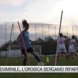 Calcio femminile, Orobica unica bergamasca in serie A