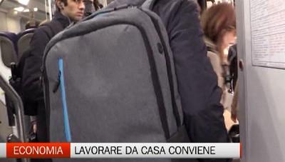 Smart working - Lavorare da casa conviene, anche a Bergamo