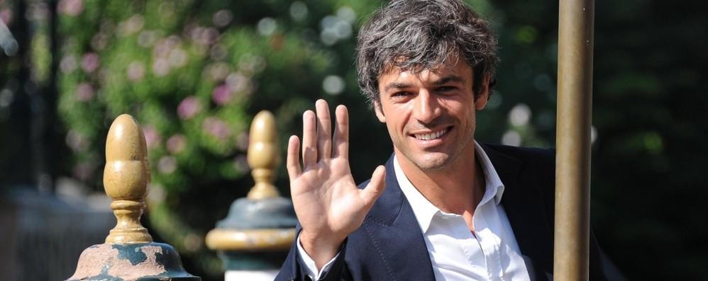 Luca Argentero a teatro a Bergamo