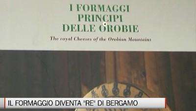 Forme Creative - Il formaggio diventa «re» di Bergamo