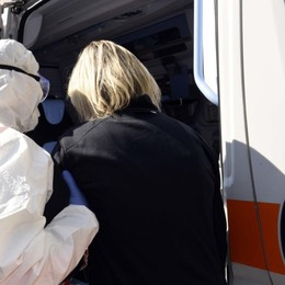 I dati sui malati sommersi a Bergamo «Da noi potrebbero essere 70mila»