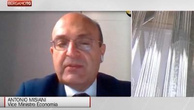 Misiani: Un miliardo per la provincia di Bergamo piuù altre risorse per province più colpite