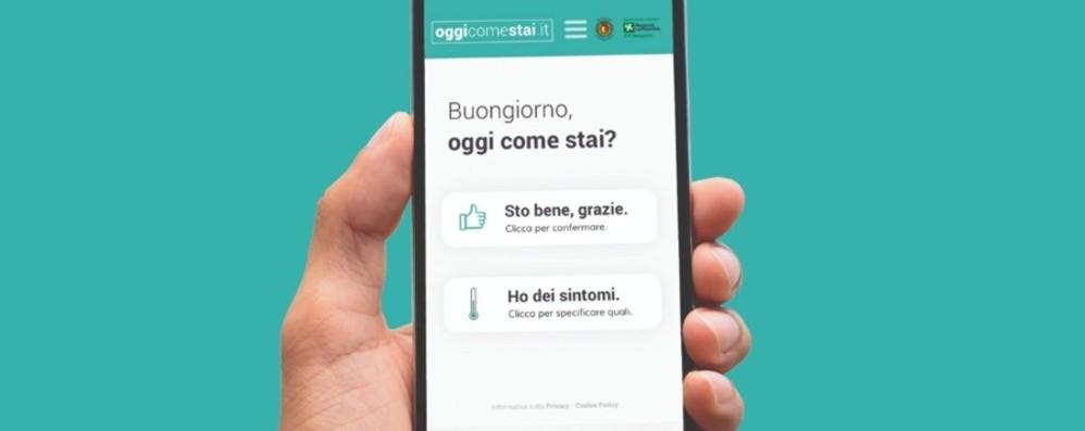 L'app contro il coronavirus parte forte Oltre 20 mila iscritti in un solo giorno