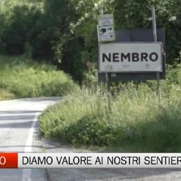 Nembro, il rilancio passa dalla valorizzazione di sentieri e natura