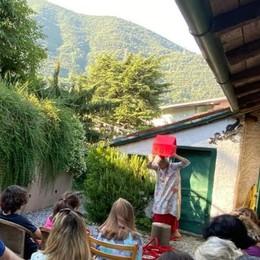I cortili di Bergamo diventano palchi  La  cultura  dell'estate va a domicilio