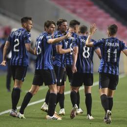 Atalanta, i numeri della Champions In media quasi due gol a partita
