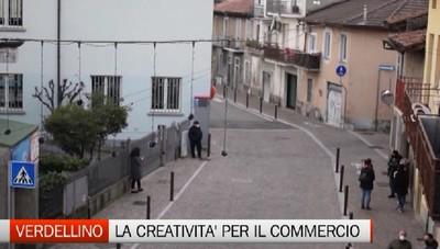 Verdellino - La creatività dei giovani per il rilancio del commercio