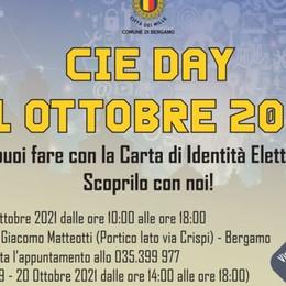 Il 21 ottobre è il Cie Day: il Comune di Bergamo spiega la carta d'identità elettronica