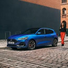 Nuova Ford Focus differenzia la gamma