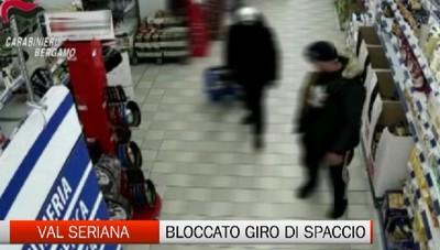 Seriana Blanca. 18 arresti dei carabinieri della Compagnia di Clusone.