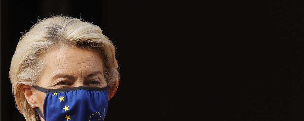 Von der Leyen, Ue punta a indipendenza e rinnovabili