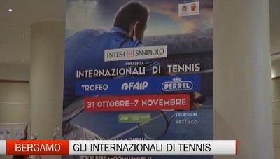 31 ottobre-7 novembre, tornano gli Internazionali di Tennis