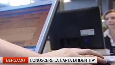 Bergamo sempre più digitale con la carta d'identità elettronica