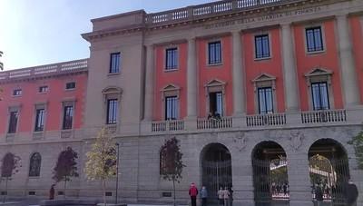 L'Accademia della Guardia di Finanza si prepara ad accogliere Mattarella