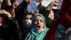 Ragazza decapitata Afghanistan sprofonda