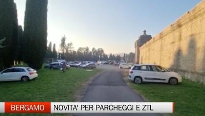 Bergamo: in arrivo nuove ZTL e limitazioni nei parcheggi