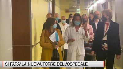 Bergamo -Ospedale Papa Giovanni: «Dalla Regione 55 milioni per l'ottava torre»