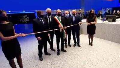 Inaugurata l'Arcadia multisala a Stezzano