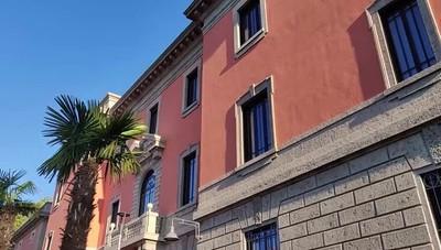 Mattarella inaugura la nuova sede bergamasca dell'Accademia della Guardia di Finanza