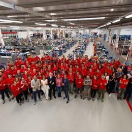 «Grazie al network di Imprese Vincenti il nostro business crescerà ancora»