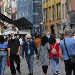 A Bergamo sempre meno contagi negli ultimi sette giorni e le valli sono praticamente «Covid -free»