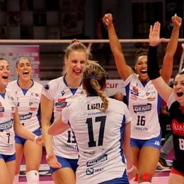 Bergamo, il volley femminile «rinasce»: c'è l'accordo per la nuova società