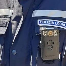 Sicurezza a Bergamo, body-cam sulle divise della Polizia locale