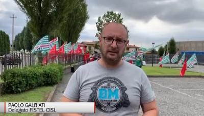 Vertenza Boost: sciopero e protesta dei dipendenti