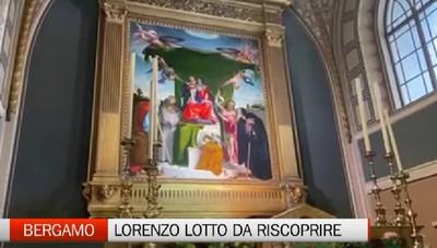 Bergamo: iniziative per i 500 anni del Lotto in Pignolo