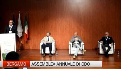 Bergamo, l'assemblea annuale di Compagnia delle Opere