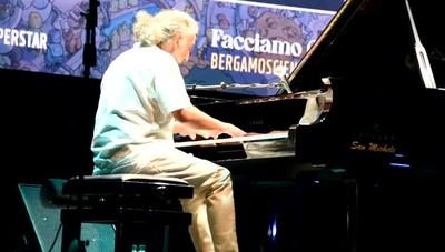 BergamoScienza 2021, Stefano Bollani in concerto