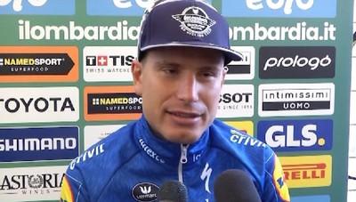 Giro di Lombardia, le interviste a Masnada e Bettineschi