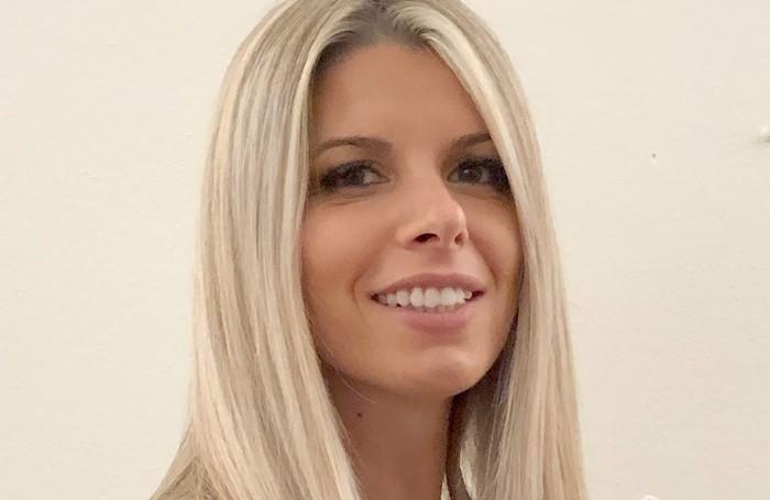 Sara Riva, sindaco di Gromo