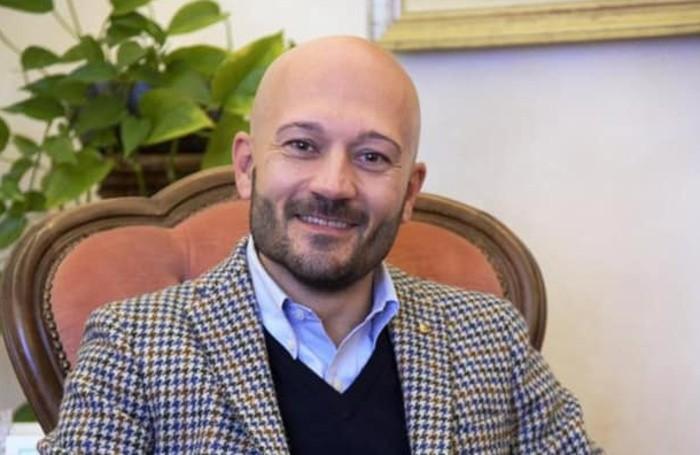 Il sindaco della lista civica Amiamo Calvenzano Fabio Ferla