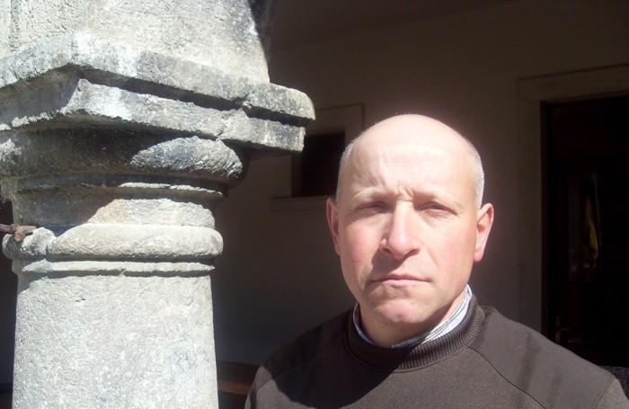 Giulio Baronchelli, sindaco di Oltressenda Alta
