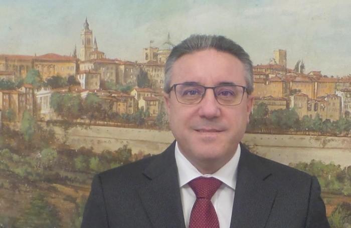 Tiziano Piccioli Cappelli,  sindaco di Adrara San Rocco