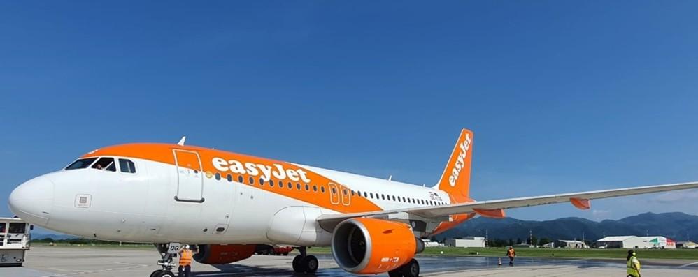 Per Natale easyJet punta su nuovi collegamenti tra l'aeroporto di Orio e la Sardegna