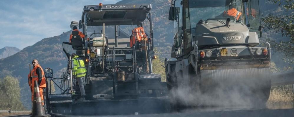 Scuola per formare specialisti nei lavori stradali: ci pensa Sangalli a Mapello