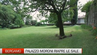 Bergamo - Riaprono al pubblico le sale del Piano nobile di Palazzo Moroni