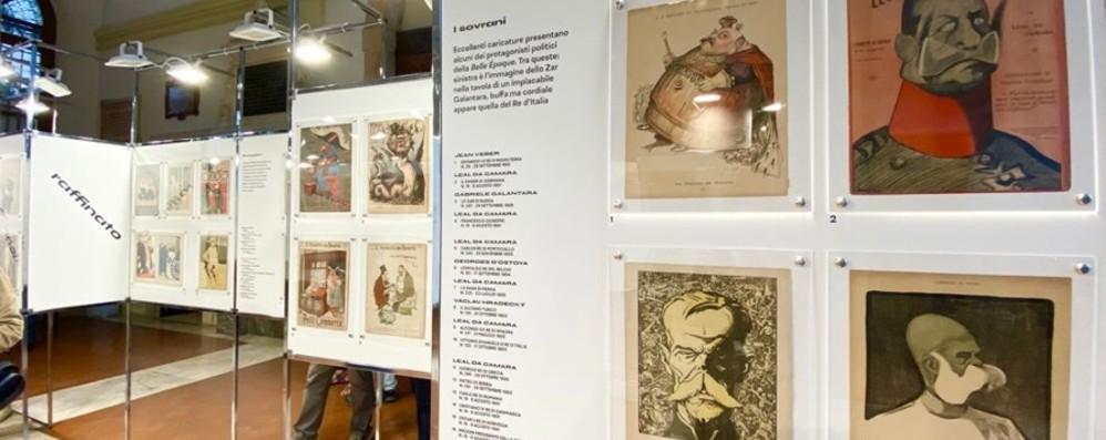 La Belle Époque da Parigi alla Biblioteca Mai in 119 illustrazioni satiriche