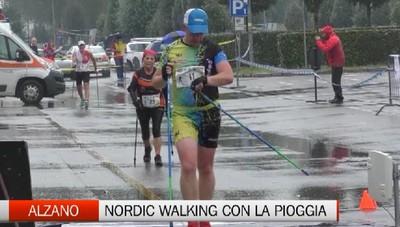 Alzano Lombardo, camminando con il nordic walking