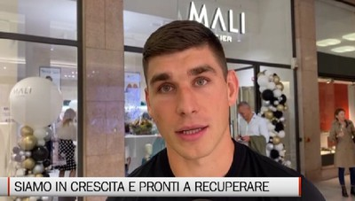 Atalanta, l'intervista a Ruslan Malinovskyi